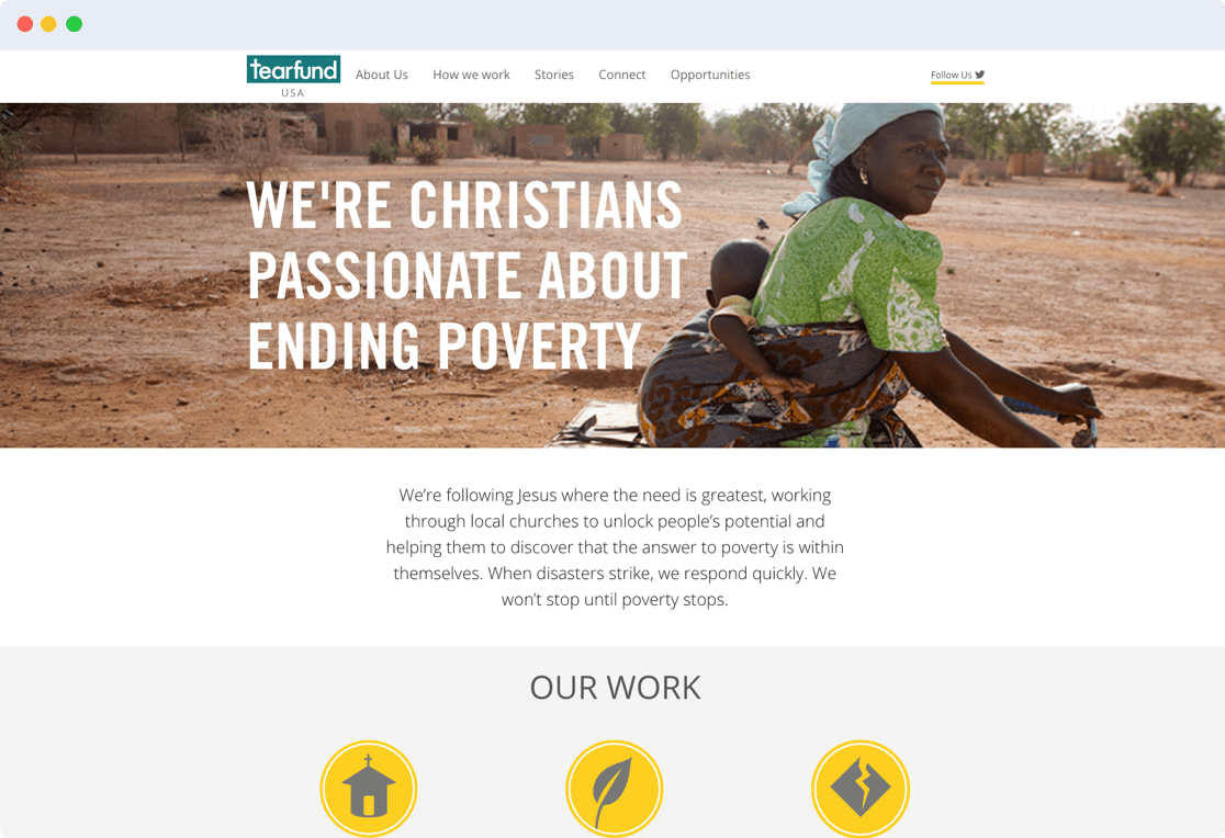 Tearfund USA